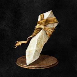 Dark Souls III Saponita De Seal Blanca