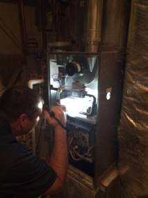 We thoroughly inspect all HVAC systems