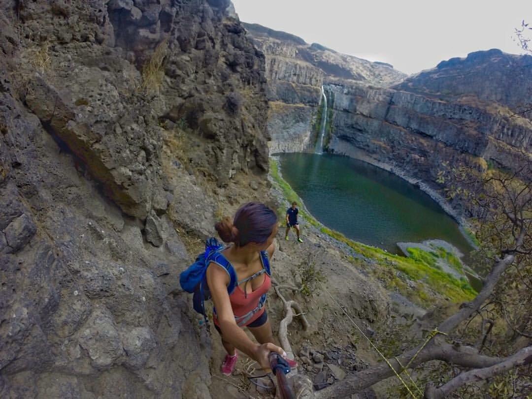 Palouse Falls robintuck1 wzylouisey