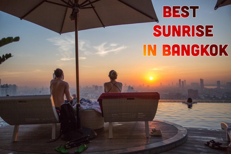 Best Sunrises in Bangkok