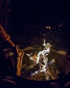 campfire nordegg