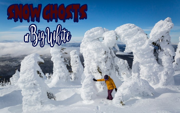 Snow Ghosts of Big White