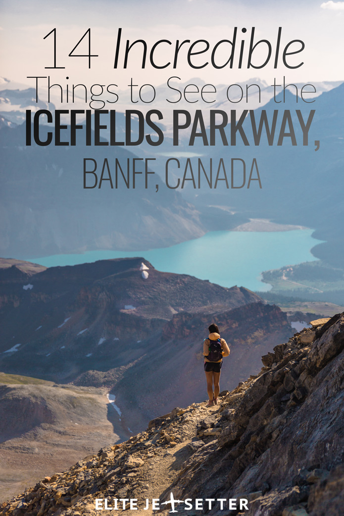 cirque peak icefields parkway