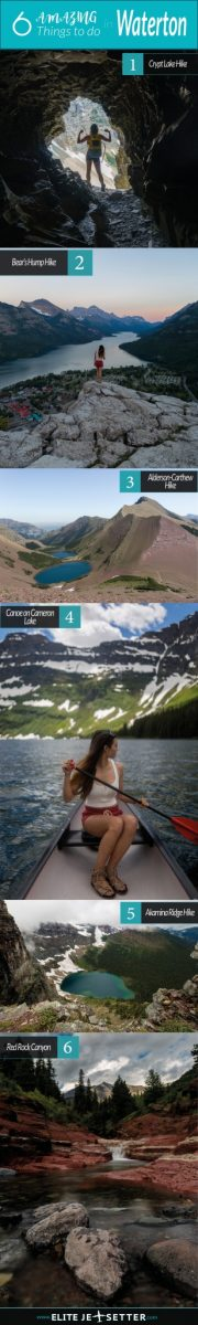 Waterton things to do