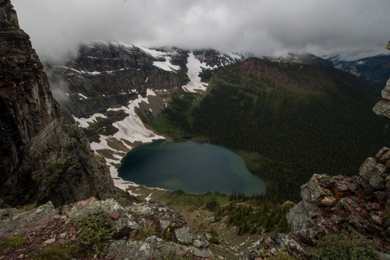 Akamina ridge