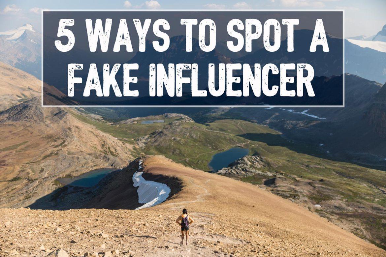 Fake Influencers