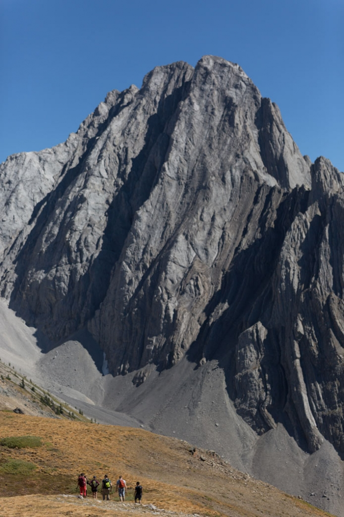 Grizzly peak hiking