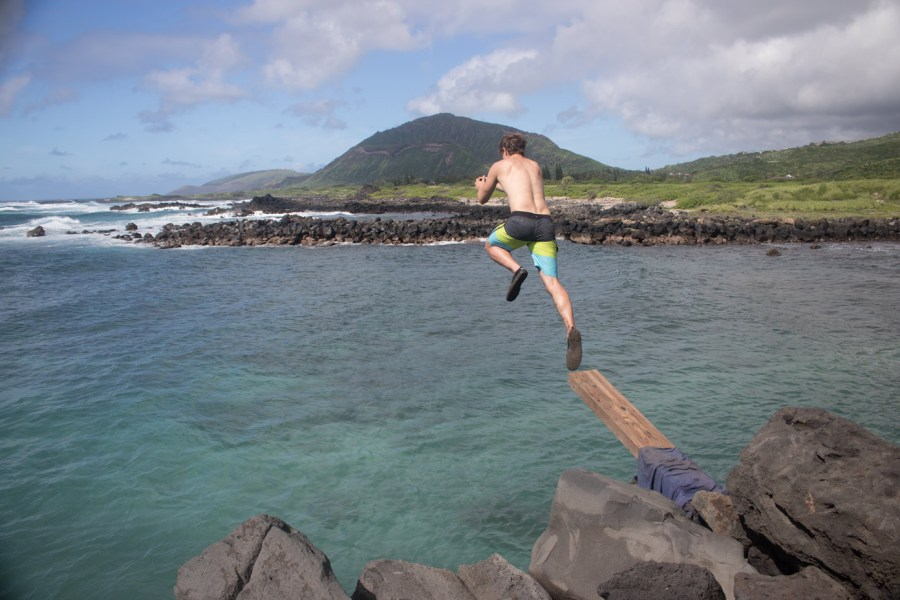 walk the plank oahu