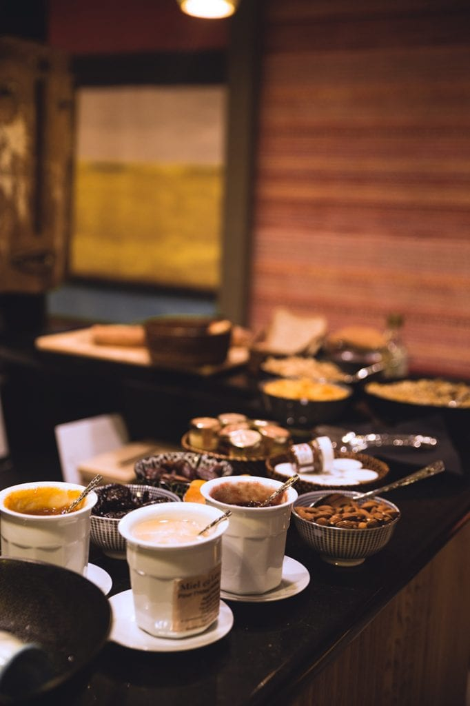 breakfast Paris