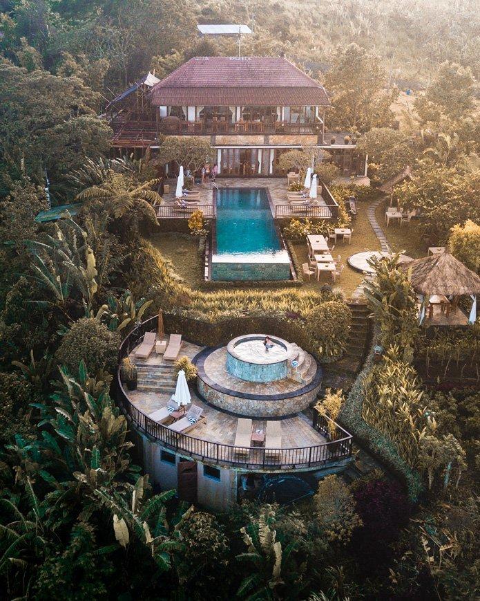 Munduk Moding PLantation North Bali