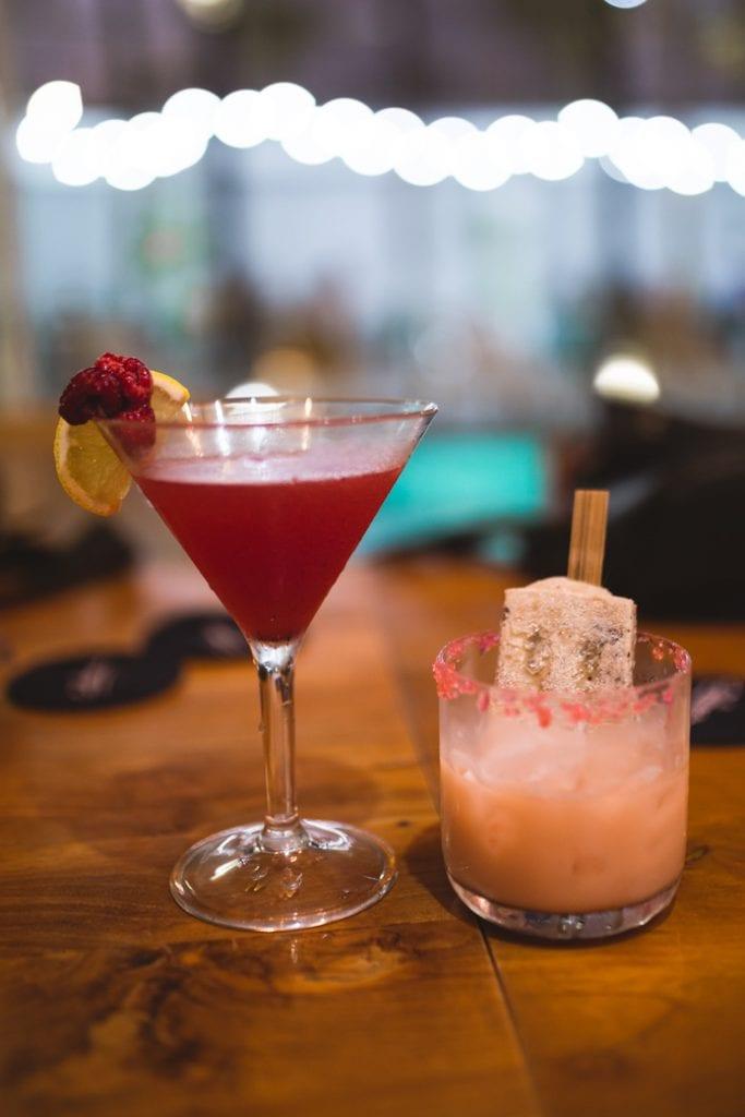 la cabina cocktails seminyak