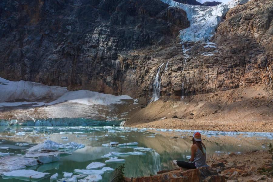 Mount edith cavell jasper