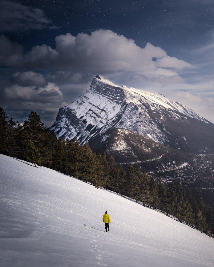 Noquay Lookout Banff