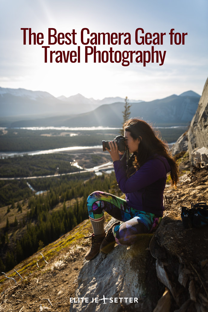 Best camera gear for Travel Photography