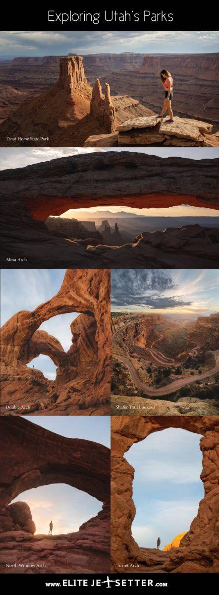 Utah national parks