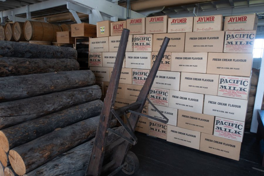 SS Klondike Boxes
