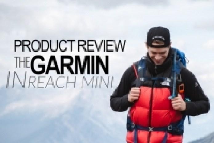 Garmin Inreach mini product review