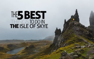 Isle of Skye things to do