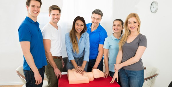 American Heart Association CPR/BLS Course