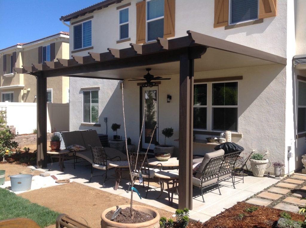 corona patio covers aluminum patio