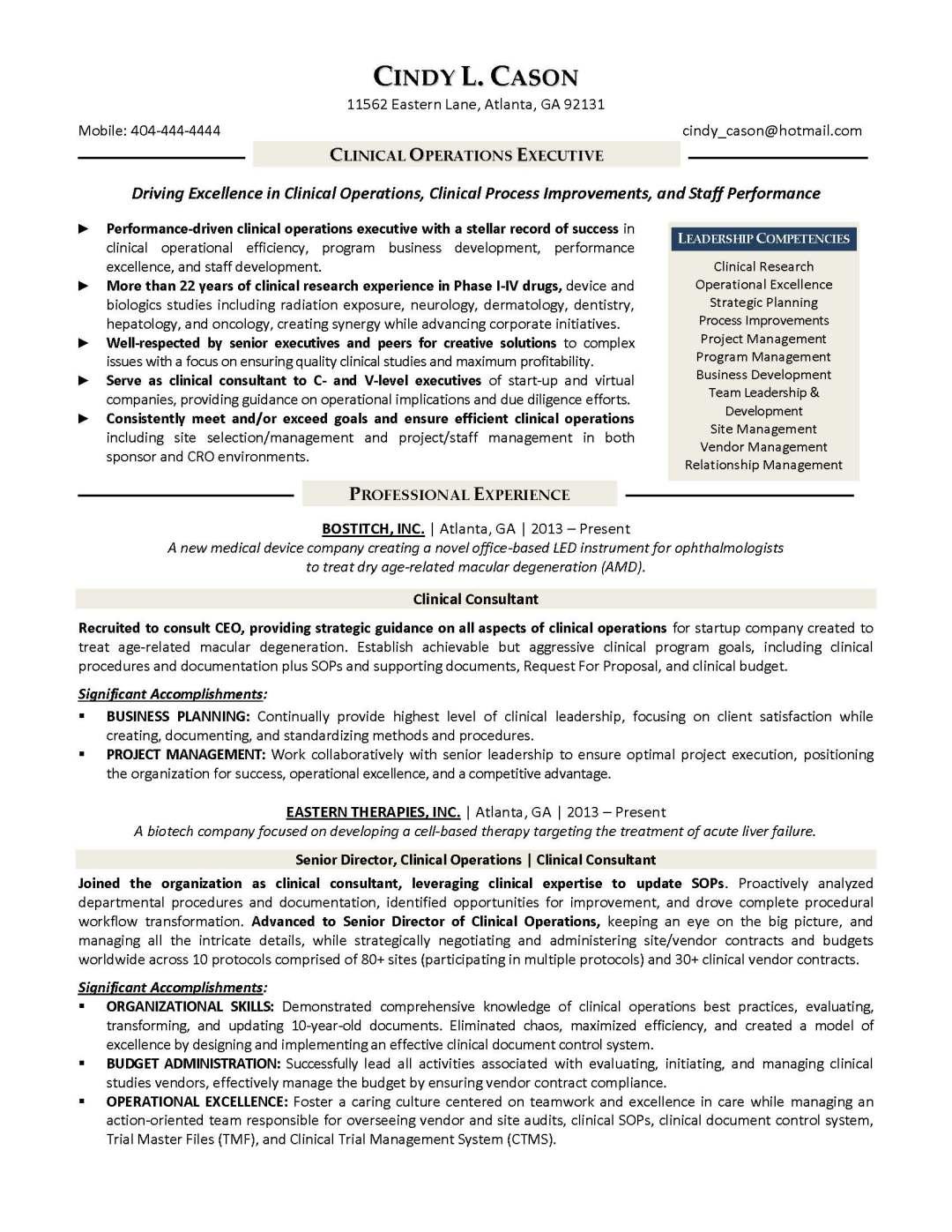 Resume Samples Program Amp Finance Manager Fp Amp A Devops Sample