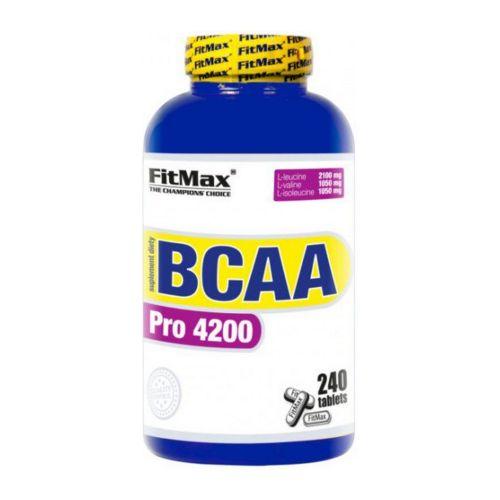 FITMAX - BCAA - PRO - 4200 - 240 - TABS