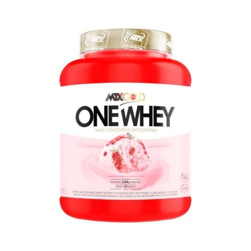 mtx-one-whey-fraise