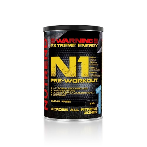 nutrend-n1-pre-workout
