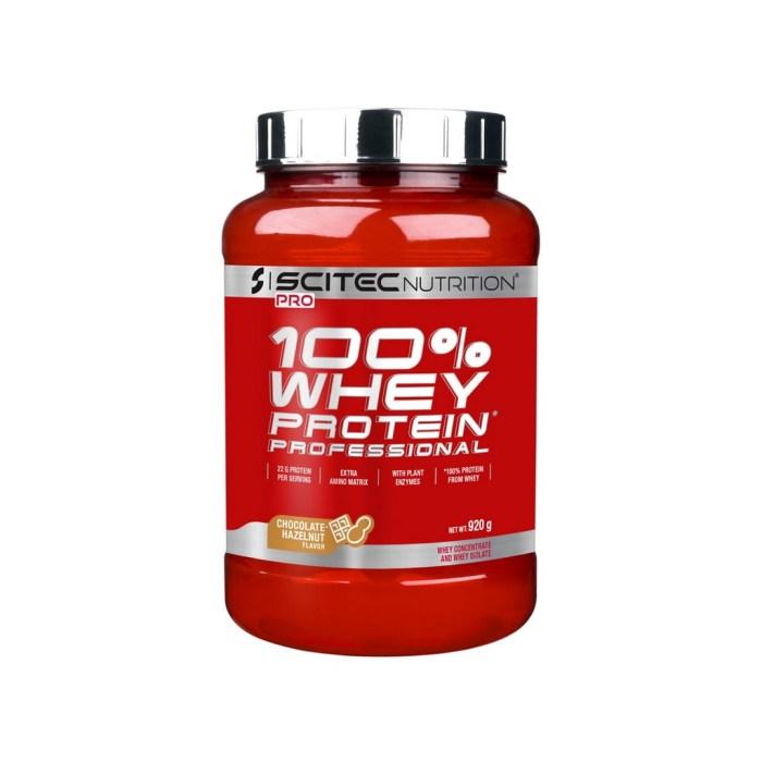 scitec-100-whey-professionnal-920-g