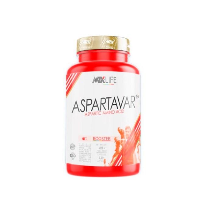 mtx-aspartavar-144-caps