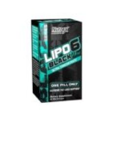 LIPO 6 BLACK FEMININO ULTRA CONCENTRADO – NUTREX RESEARCH