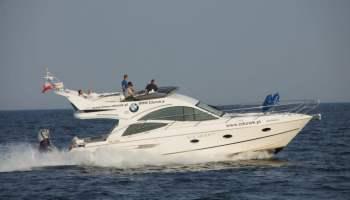 Jacht_motorowy