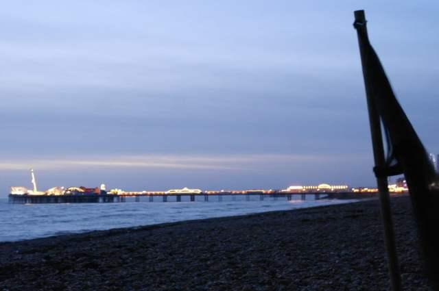 Brighton Beach Flag