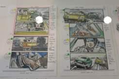 Bond in Motion storyboard (2)