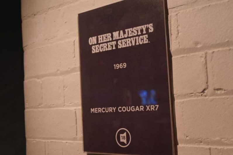 Mercury Cougar XR7 – On Her Majesty's Secret Service (2)