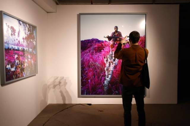 The Enclave - Richard Mosse