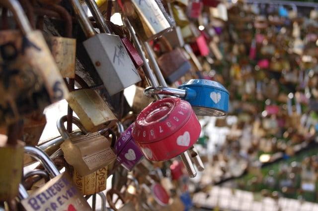 Love lock – Pont Neuf (6)