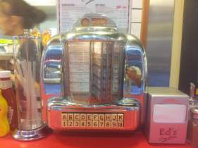 Jukebox - Ed\'s Easy Diner