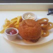 Pulled Pork De-luxe -Ed\'s Plate - Ed\'s Easy Diner
