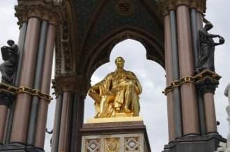 Albert Memorial, Hyde Park (2)