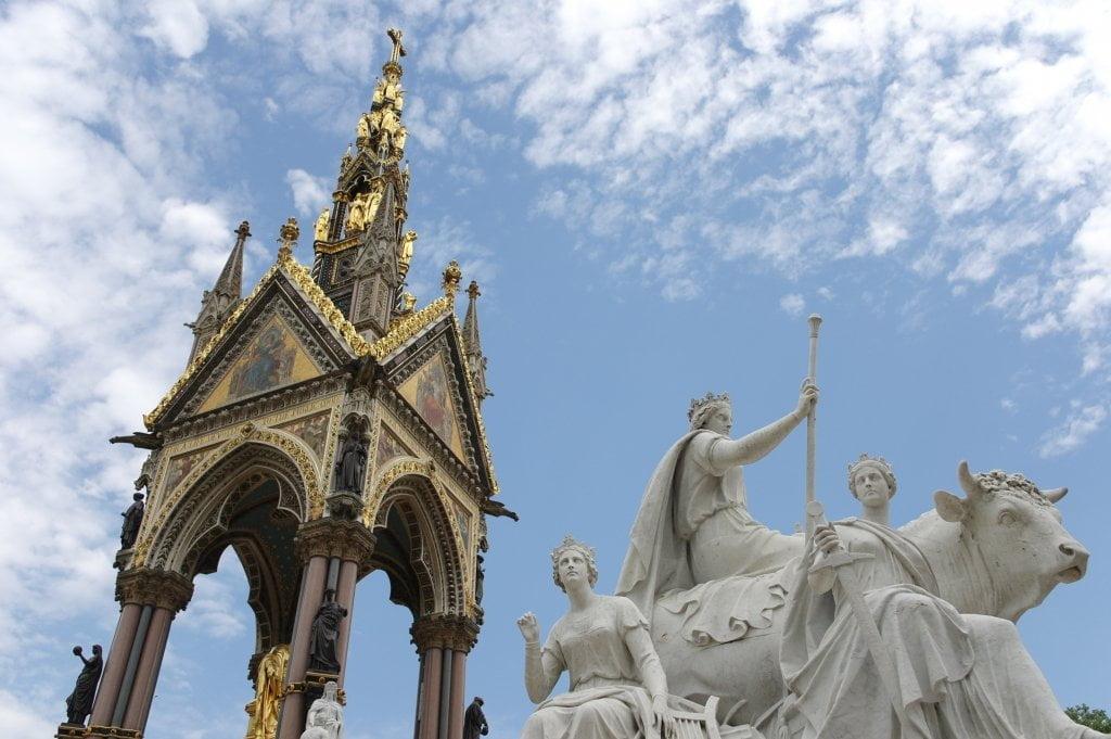 Europe, Albert Memorial, Hyde Park (2)