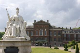 Queen Victoria, Kensington Palace, Hyde Park