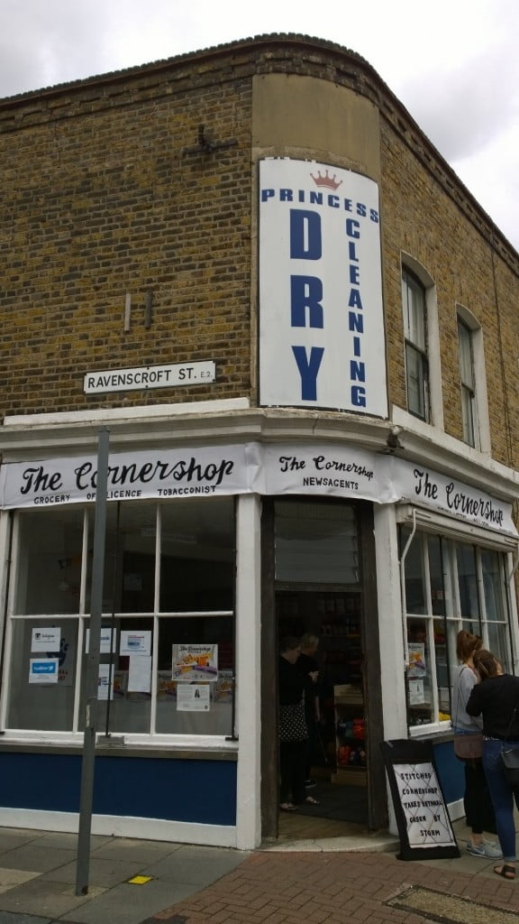 Cornershop - Sew Your Soul - Lucy Sparrow