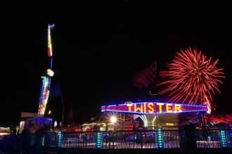 Blackheath fireworks display 2014