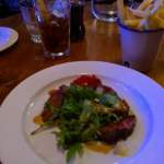 Chop Shop Steakhouse Review, London