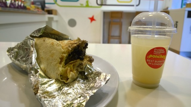 Barbacoa burrito - Poncho 8