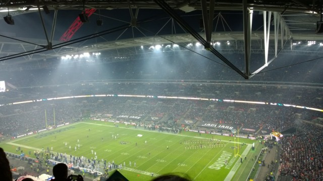 Jaguars vs Cowboys Wembley