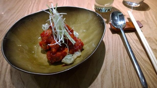 Red chicken, Bibigo