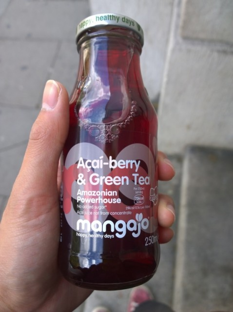 Acai-Berry & Green Tea