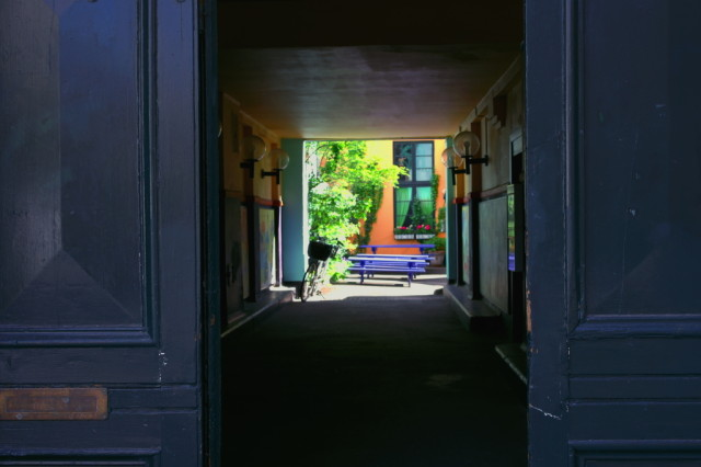 Doorway, Copenhagen